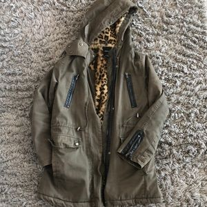 Forever 21 winter jacket Large
